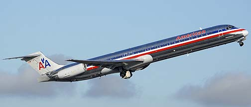 American McDonnell-Douglas MD-80 , December 23, 2010