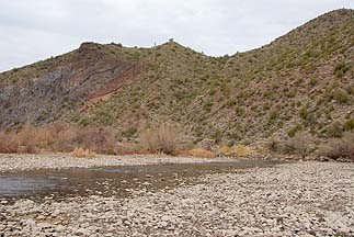 Blue Point, Salt River, February 18, 2011