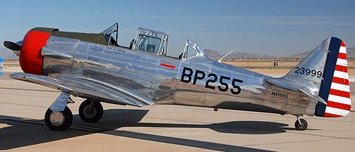Commemorative Air Force North American T-6G Texan N3158G, Phoenix-Mesa Gateway Airport Aviation Day, March 12, 2011
