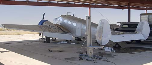 Beech C-45H Expeditor N6365T