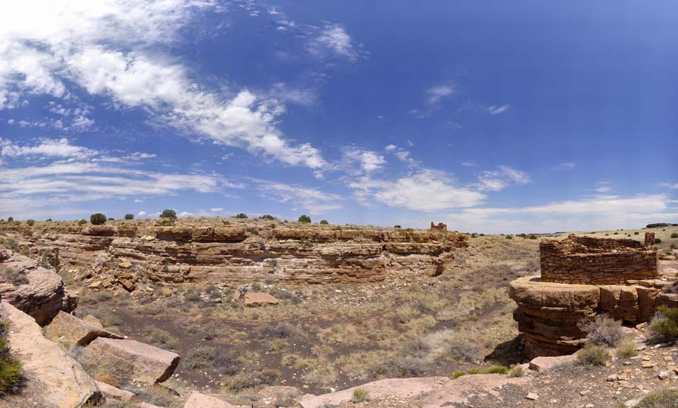 Arizona Gigapan Update, July 29, 2011
