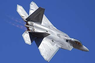 Lockheed-Martin F-22A Raptor 04-4068, 53rd Test and Evaluation Group, Davis-Monthan Air Force Base, March 4, 2012