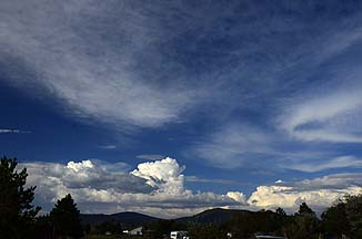 Monsoon Weather, August 31, 2012