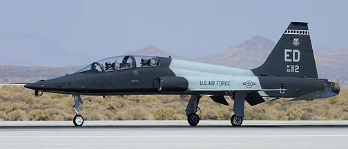 Northrop AT-38B 63-8112 Talon of the 412th Test Wing, Edwards Air Force Base, September 20, 2012