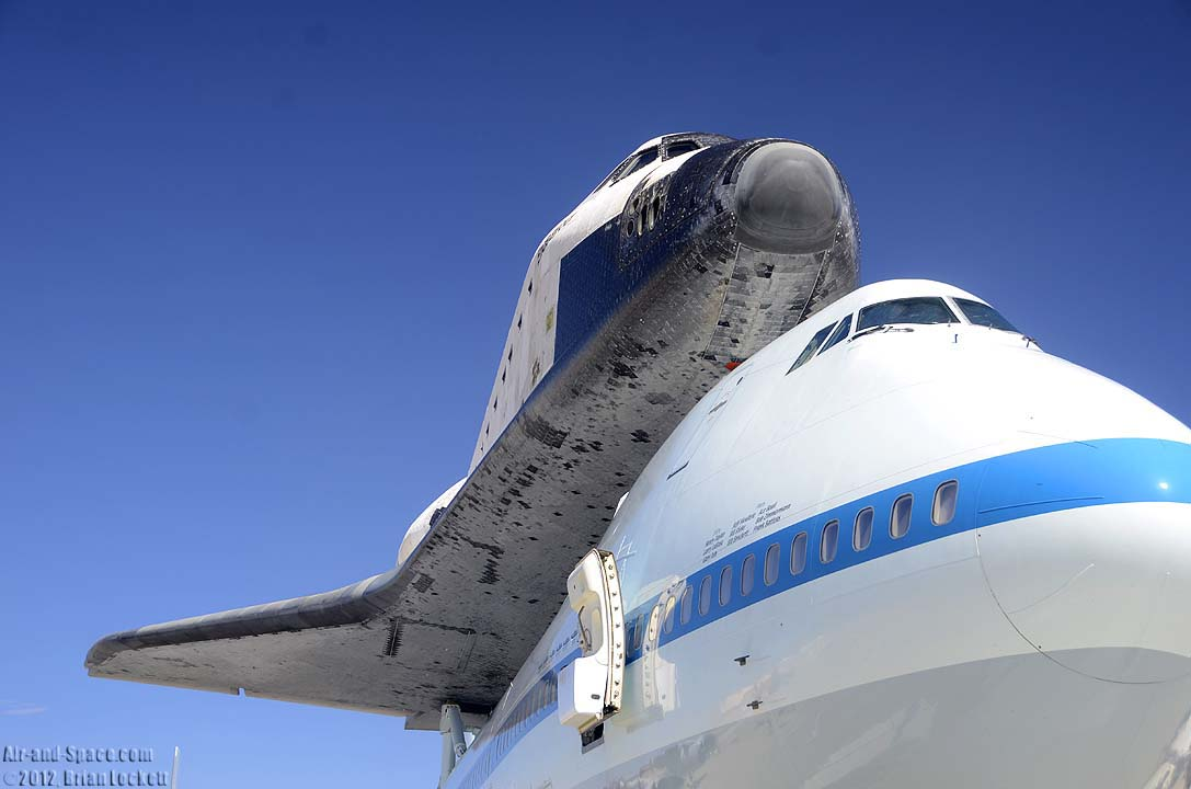 Air-and-Space.com, Space Shuttle Endeavour's Last Flights ...