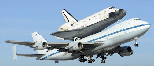 Space Shuttle Endeavour's Last Flights, September 20 - 21, 2012
