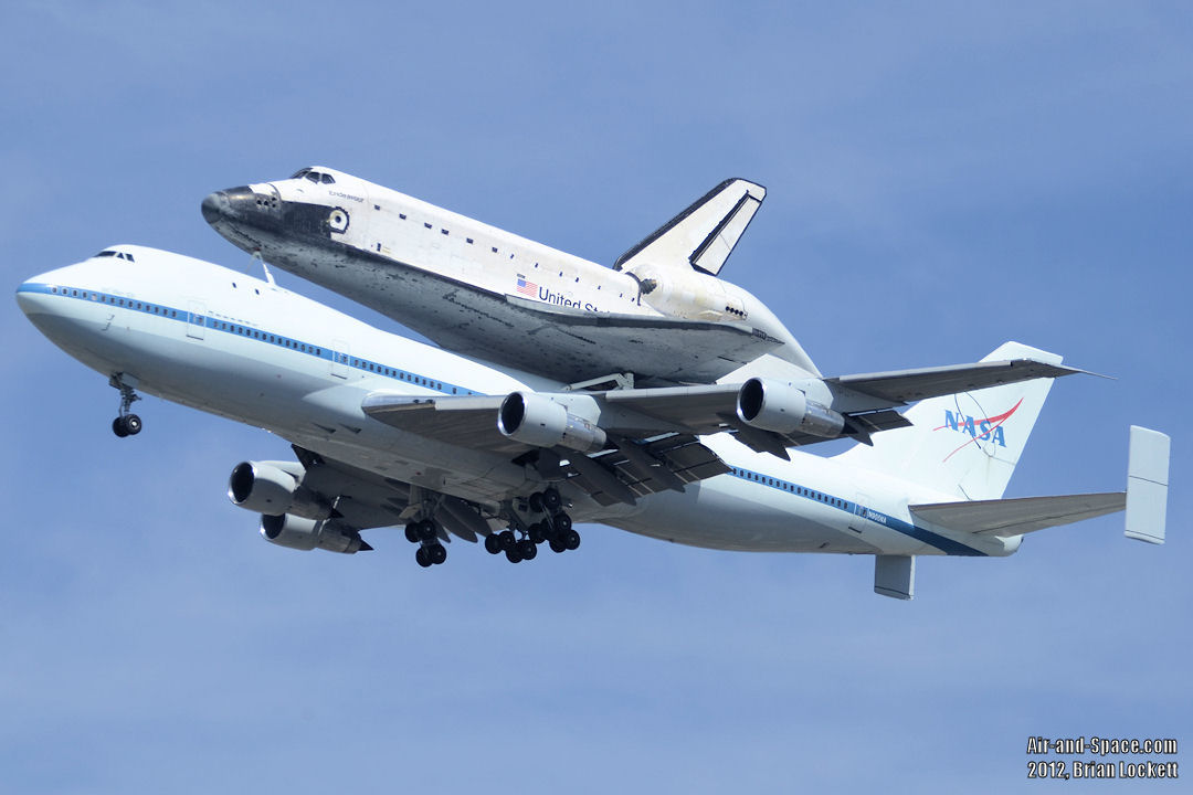 Air and Space Space Shuttle Endeavour s Last Flights