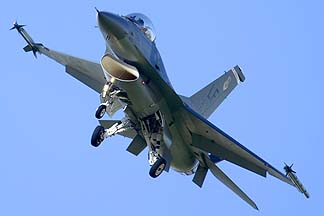 Taiwanese Air Force General Dynamics F-16A Block 20 Fighting Falcon 93-0817, March 10, 2014