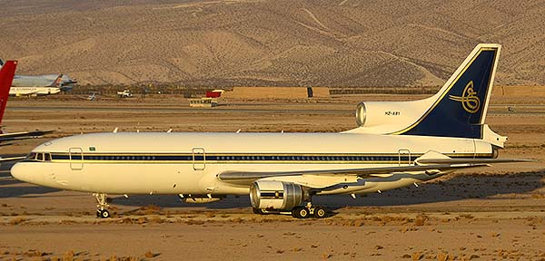 Southern California Logistics Airport and Mojave Airport, November 15, 2014