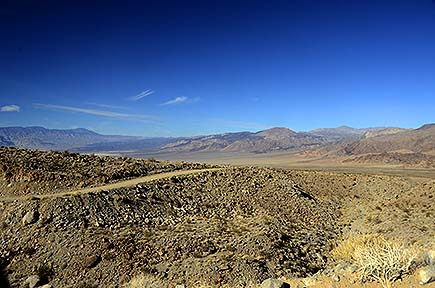 Saline Valley Byway, November 21, 2014