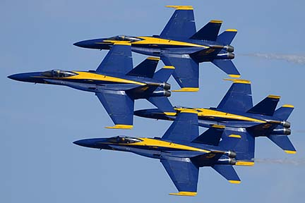Blue Angels, NAF el Centro, February 19, 2015