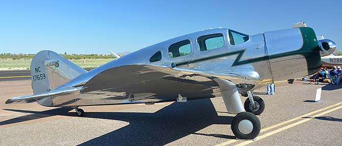 Cactus Fly-in at Casa Grande Airport, March 7, 2015