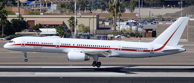 Honeywell Boeing 757<h1 align=