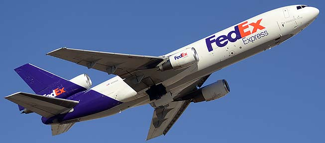Fedex Express MD-10-10F N10060, Phoenix Sky Harbor, December 2, 2015