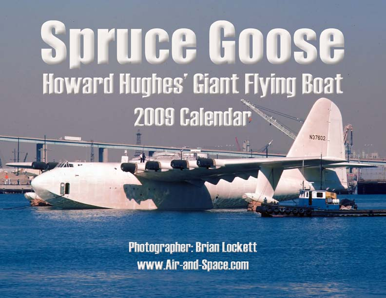 Lockett Books Calendar Catalog: Spruce Goose