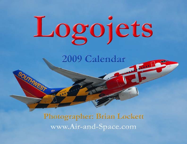 Lockett Books Calendar Catalog: Logojets