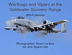 Warthogs and Vipers at the Goldwater Range: 2014 Calendar