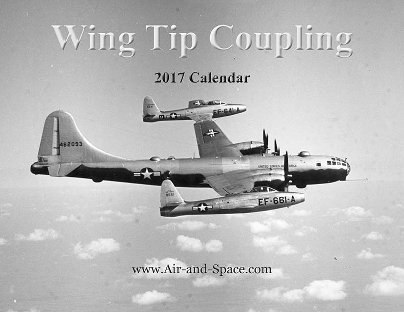 Lockett Books Calendar Catalog: Wing Ttip Coupling
