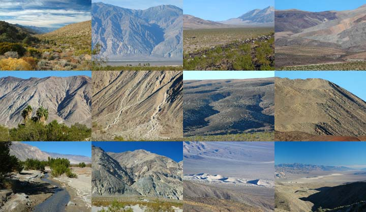 Lockett Books Calendar Catalog: Saline and Panamint Valleys