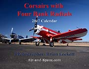 Corsairs with Four-bank Radials: 2017 Calendar