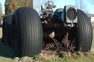 XB-36 Tire Swamp Buggy