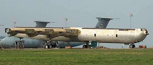 Partially disassembled XC-99