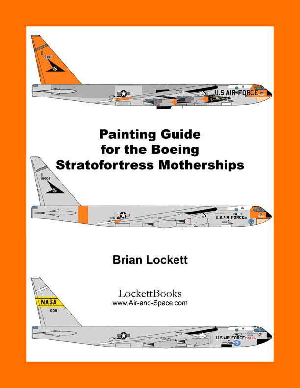Painting Guide for the Boeing Stratofortress Motherships