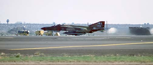 McDonnell-Douglas F-4E-33-MC Phantom II 67-208, January 4, 1975