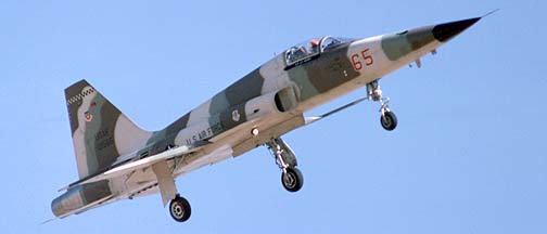 Northrop F-5E Tiger II 74-1565, December 17, 1979