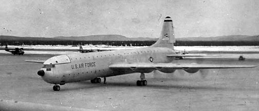Consolidated-Vultee XC-99