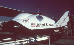 X-38 Space Station Lifeboat