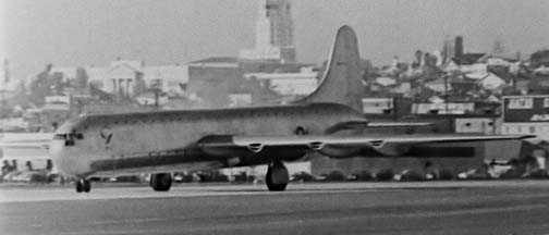 Convair XC-99 First Flight