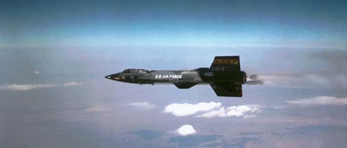 X-15 Forty Years Ago: April 1962
