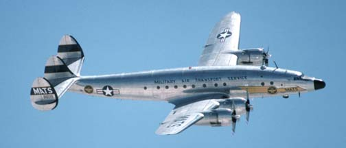 Lockheed C-69/C-121 Constellation