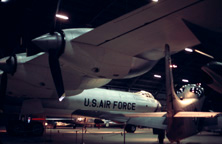 B-36J at U. S. Air Force Museum