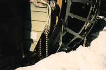 B-36 Wreckage in Labrador