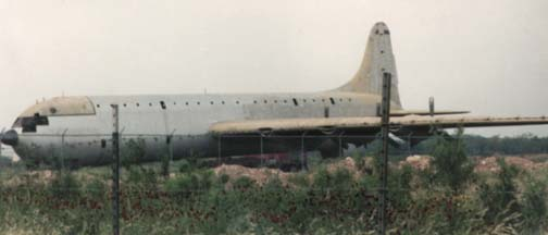 Convair XC-99 at Kelly AFB, Texas