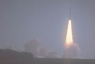 Titan IVB launch, August 20, 2000