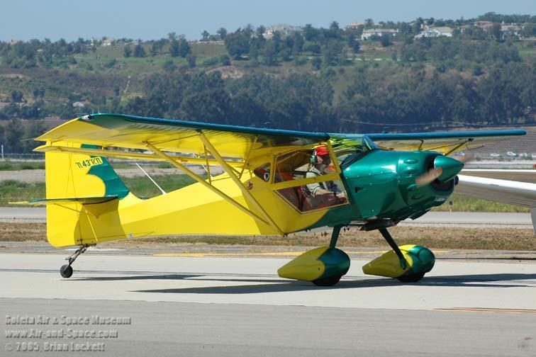 Goleta Air and Space Museum: 2005 Camarillo Airshow