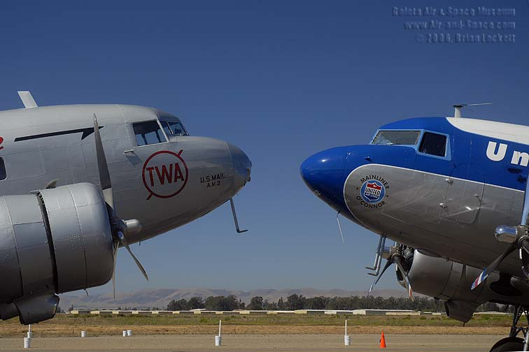 Goleta Air and Space Museum, D...