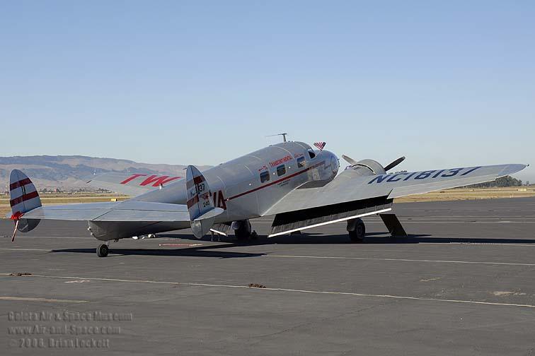 Goleta Air Amp Space Museum Santa Maria Eaa Fly In October