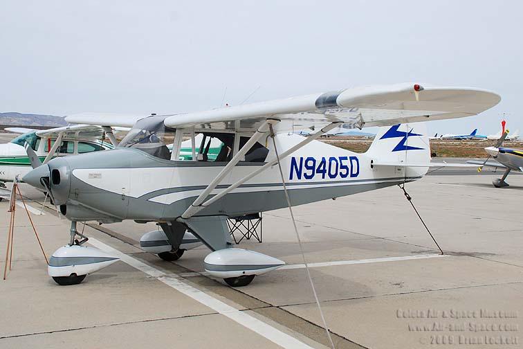 Goleta Air and Space Museum, Mojave Airport Plane Crazy Saturday