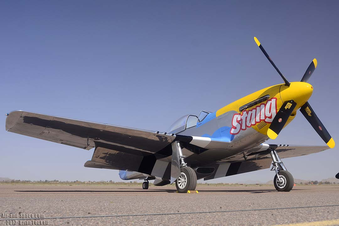 Air-and-Space com: Cactus Fly-in, March 2, 2012