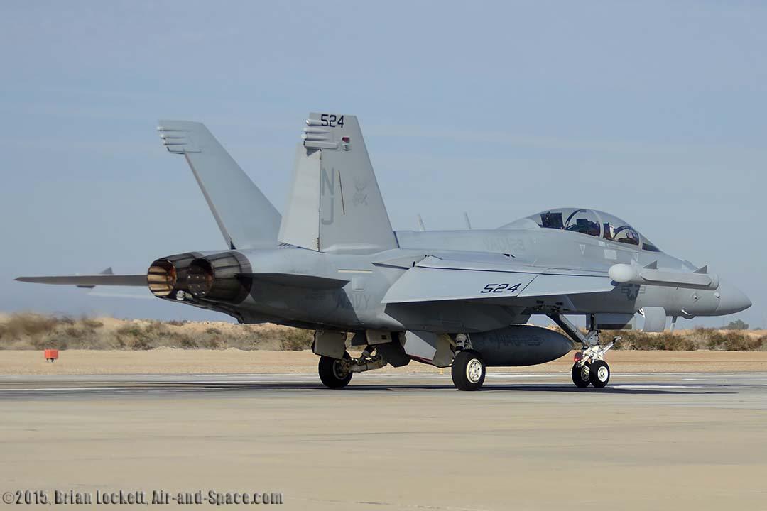Air-and-Space com: Naval Air Facility el Centro, February 19, 2015