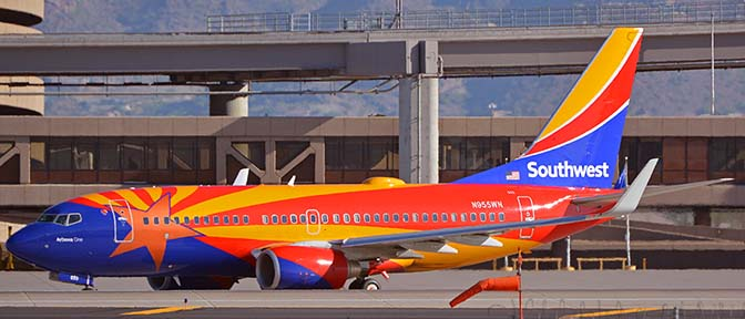 Air-and-Space com - Novelty Southwest Airline Liveries