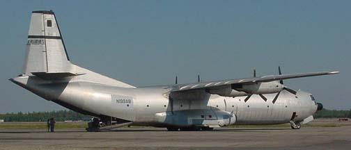 Goleta Air And Space Museum Douglas C 133 Cargomaster